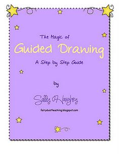 Free Guided Drawing Book!!