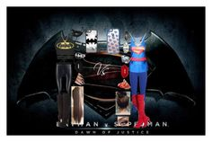 """Batman vs Superman"" by crmsonred13 ❤ liked on Polyvore featuring Masquerade, Lime Crime, Giuseppe Zanotti, Black Diamond, Noir and Casetify"