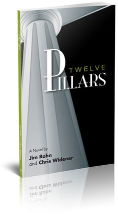 Twelve Pillars by Jim Rohn & Chris , Widener - I just love to read this kind of short, yet clear books about personal development. It's a novel, describing 12 Pillars of succes, e.a.: Live a Life of Three-Dimensional Health, Becoming a Life-Long Learner and Income Seldom Exceeds Personal Development.