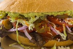 Carne Asada RECIPES | Carne Asada Torta recipe