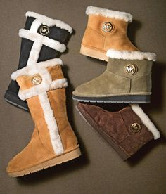 Chic boots to help you brave the elements, from MICHAEL Michael Kors CLICK Visit link above to read Mk Boots, Ugg Boots Cheap, Tall Boots, Bootie Boots, Shoe Boots, Cheap Uggs, Michael Kors Boots, Cheap Michael Kors, Michael Kors Outlet