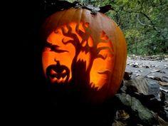 Pumpkin carving ideas - 50  Creative Pumpkin Carving Ideas  <3 <3