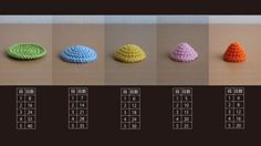 useful detail for amigurumi crocheters *.* found on...