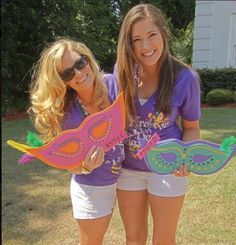 Bid day 2013?!? I think this is unique, yet adorable! <3
