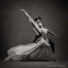 Olga Smirnova Ольга Смирнова and Artem Ovcharenko Артем Овчаренко, Bolshoi Ballet Большой театр - NYC Dance Project (Deborah Ory and Ken Browar)