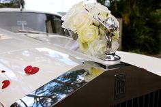 Somerton Limousines' Rolls-Royce Silver Cloud (Lily). Photo credit Somerton Limousines.
