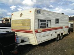 1978 Terry Travel Trailer Renovation