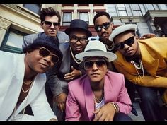 Uptown Funk (Clean Audio) by Mark Ronson [feat. Bruno Mars] - YouTube