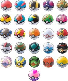 Poké Ball - Pokémon Central Wiki