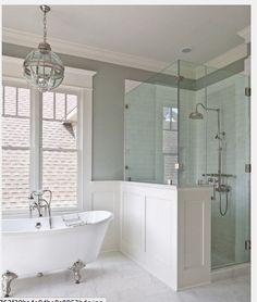 bath dreams. love the tub.