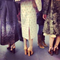 Chaussures Louis Vuitton AH2013 1