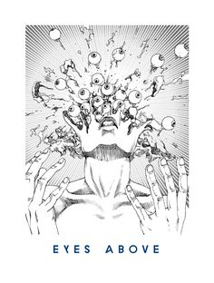 13 EYES ABOVE flying lotus 'You're Dead!' is available to pre-order now art by shintaro kago Japanese Horror, Japanese Art, Lotus Artwork, Ero Guro, Japanese Illustration, Manga Artist, Creepy Art, Face Art, Art Faces