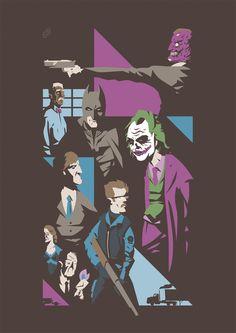 The Dark Knight/Batman