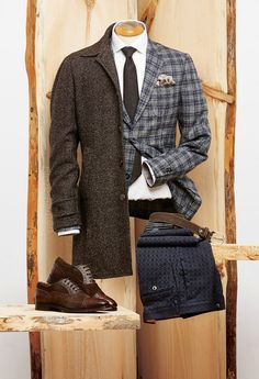 Cold Climate Looks Outfits, Alert) [OC] : malefashionadvice Winter Outfit For Teen Girls, Winter Outfits For School, Winter Outfits Women, Casual Winter Outfits, Mens Fashion Suits, Mens Suits, Fashion Outfits, Lookbook, Blazers For Men