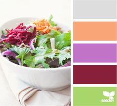 color salad