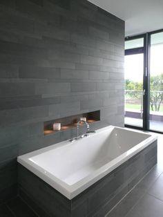 Wohnhaus Solingen: Moderne Badezimmer Von Bahl Architekten BDA