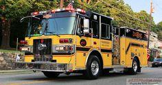 ◆Thornwood, NY FD Engine 88 ~ Sutphen Pumper◆