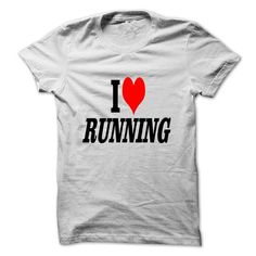 I Love Running T-Shirts, Hoodies, Sweatshirts, Tee Shirts (19$ ==> Shopping Now!)