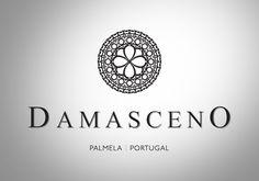 Damasceno Wines Identity by Miguel Batista, via Behance wine branding design Wine Brands, Wines, Branding Design, Identity, Behance, Design Inspiration, Golfers, Logo, Image