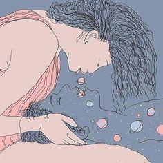 ne bileyim Efulim. şimdi aramıza duvar örsen, yine kalkıp senin sevdiğin renge boyarım. ) #M