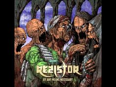 Recensione, Rezistor, By Any Means Necessary, 2015. - Rock & Metal In My Blood