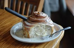 Conde Nast Traveler says Kansas City holds a quiet authority on the cinnamon roll scene. It highlights several choices, including The Corner Cafe, Donut King and Rye.