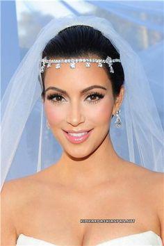 Kim Kardashian & Kris Humphries 2011
