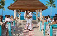 secrets royal beach all inclusive punta cana wedding