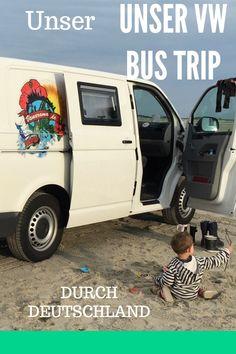 GROSSARTIG TROTZ WOLKEN: UNSER VW BUS TRIP DURCH DEUTSCHLAND