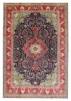 Tabriz-matto 205x307