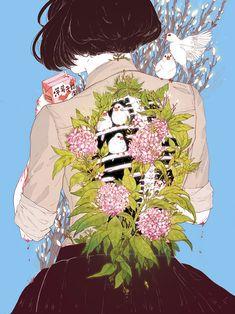 Illustrator Spotlight: Aster Hung - BOOOOOOOM! - CREATE * INSPIRE * COMMUNITY * ART * DESIGN * MUSIC * FILM * PHOTO * PROJECTS