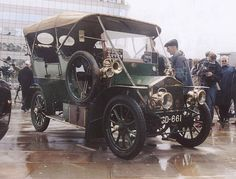 The Rolls-Royce 15 hp is an early car model produced by Rolls-Royce at their Manchester works and made only in 1905.