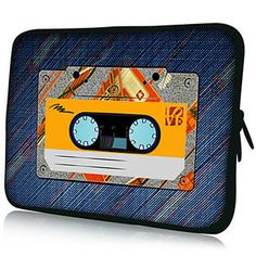 Case Fita K7 Blue Jeans para tablet ou notebook