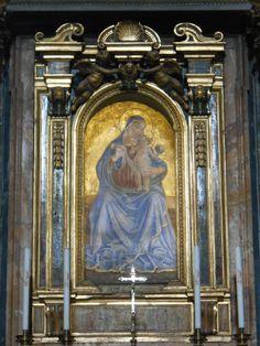 When in Rome...see Santa Maria della Consolazione…
