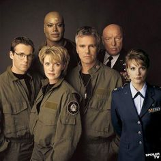 Just In  Stargate SG1  FanFiction