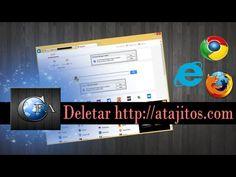 Remover atajitos.com ~ canalforadoaroficial