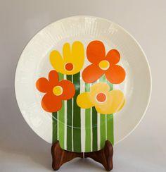 Retro Figgjo Annemarie - 24cm Plate
