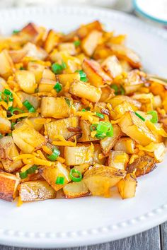 Cheddar Cheese Onion Potatoes Dried Onion Soup Recipe, Onion Soup Recipes, Baked Chicken Recipes, Oven Recipes, Potato Recipes, Vegetable Recipes, Cooking Recipes, Potato Sides, Potato Side Dishes