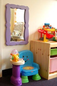 a church nursery remodel (ideas)
