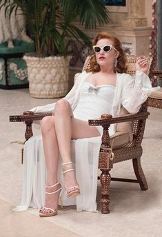 Loved this True Blood character and style!! --Costuming True Blood. All about the amazing shoes!