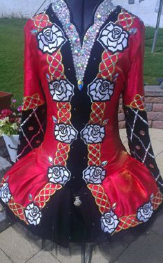 Irish Dance Solo Dress Costume