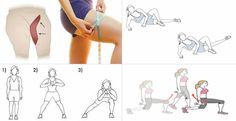 6 Simple Exercises to Lose Inner Thigh Fat Fast | IFAI