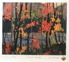 Tom Thomson Autumn Tapestry