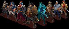 Campeón actualizado: el regreso de Gangplank | League of Legends