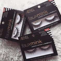 ea585fafe38 Are you ready to layer your lashes in LUXURY this weekend? ⠀⠀⠀⠀ · Ardell  Lashes MinkLong ...