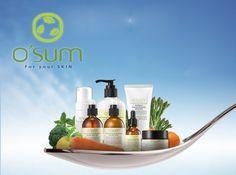 Natural & #Organic #Skincare From #Jeju, #Korea!  The Jeju Organic Skincare Cosmetic Brand, O'sum