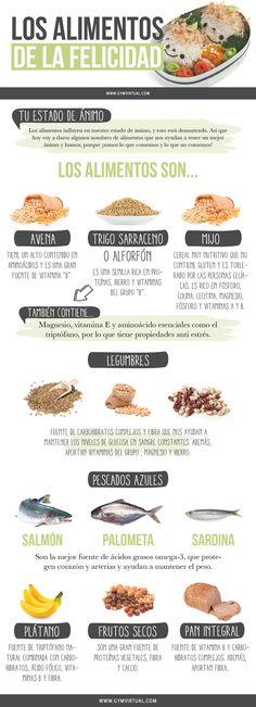 Life | Alimentación sana: Los alimentos influyen en nuestro estado de ánimo