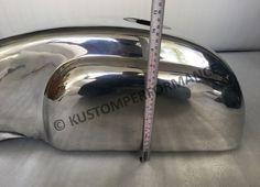 CUSTOM DE ALUMINIO MANX del corredor del café ESTILO gas combustible tanque de gasolina PARA HONDA CBX 1000 | eBay