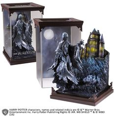 Buy Harry Potter Magical Creatures Dementor Sculpture today at IWOOT. We have great prices on gifts, homeware and gadgets with FREE delivery available.