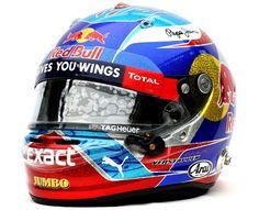 マックス・フェルスタッペン(レッドブル): F1ヘルメット